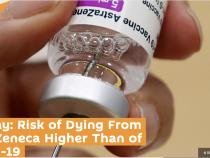 Norwegen: Es ist wahrscheinlicher, dass man am Impfstoff von AstraZeneca stirbt als an Covid-19!