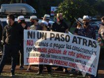 Gouverneur von Alto Paraná lehnt Restriktionen ab und spricht sich für die Arbeitnehmer aus