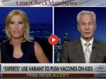 """Whistleblower sagen, dass bereits 50'000 Amerikaner an der Impfung gestorben sind. Fünfzigtausend, wiederholte Dr. McCullough. """"Bislang sterben pro Tag mehr Menschen durch den Impfstoff als durch die Krankheit."""""""