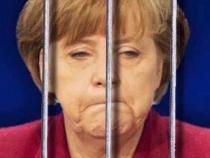 Merkel hat sich komplett selbst als korrupte Marionette der Pharmaindustrie entlarvt