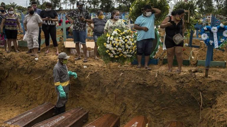 Brasil supera los 490.000 muertos y los 17,5 millones de contagios por COVID-19