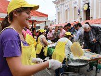 Am heutigen Donnerstag findet das San-Juan-Fest statt: MAG-Messe vor dem Canal 9