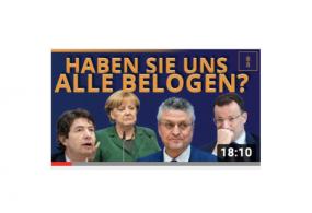 2020: Betrug mit den Todesursachen in Deutschland – Merkel, Spahn, Drosten und Wieler erwischt!