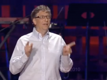 """Bill Gates: """"Wenn wir einen wirklich guten Job beim Impfen von Kindern machen, können wir die Weltbevölkerung um 10% bis 15% reduzieren"""" (Video)"""