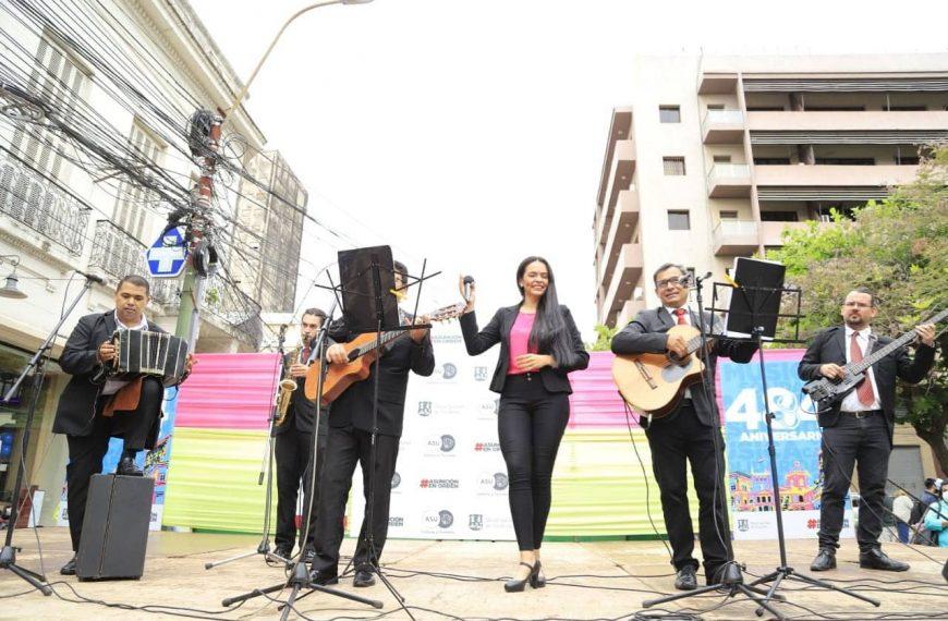 """Continúa """"Primavera Asujoven Cultural"""" como bienvenida a la primavera en Calle Palma"""