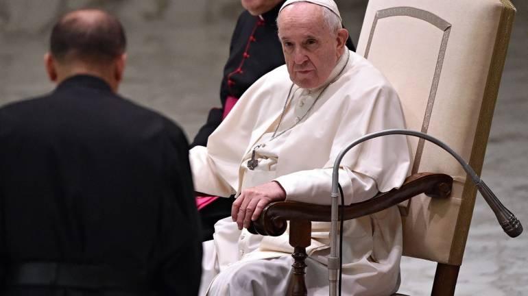 El papa Francisco pide eliminar los muros del egoísmo,