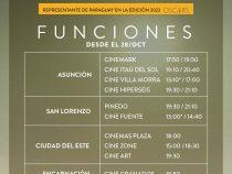 Se estrena en Paraguay Apenas el Sol
