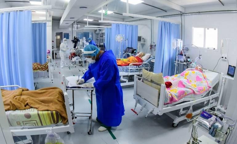 Siete de cada 10 hospitalizados llegan graves y sin saber que tienen Covid